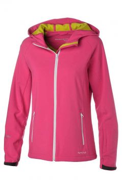 Funktions-Softshelljacke, pink von Raiski Active Sport